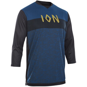 ION Scrub AMP 3/4 LS Tee Men ocean blue